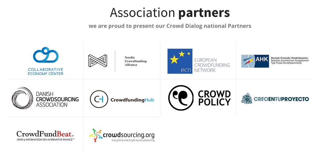 Crowd Dialog Europe   united knowledge   CrowdSourcing   CrowdInnovation   CrowdFunding